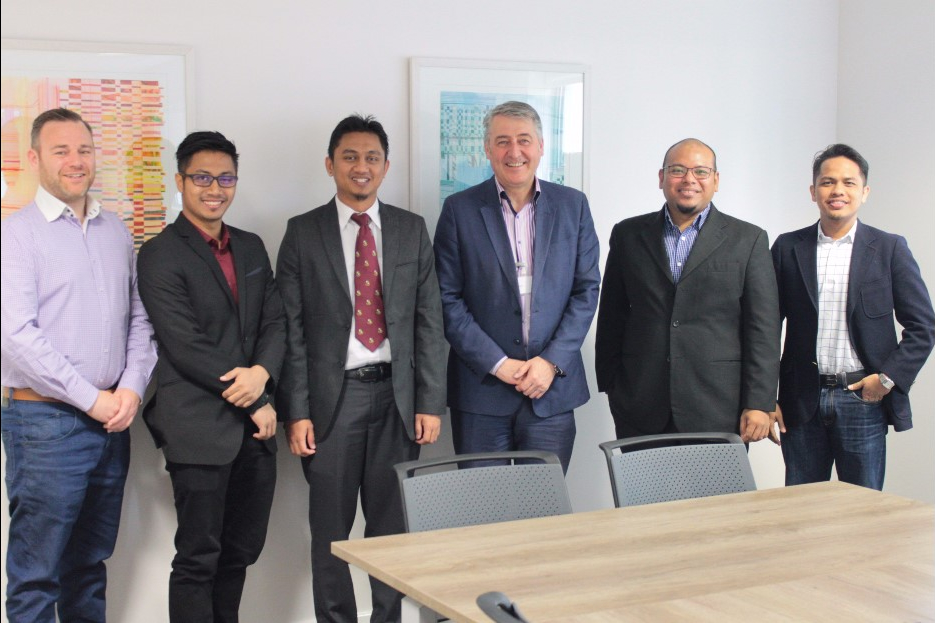 Malaysia looks to Peterborough for smart city lessons