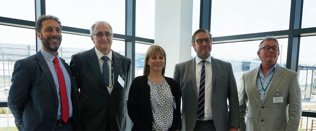 Circular Economy focus as Peterborough site bids to help build expanded Heathrow